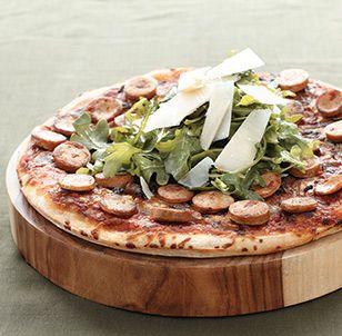 al fresco ® Recipe - Roasted Pepper And Asiago Chicken Sausage Ragu ...