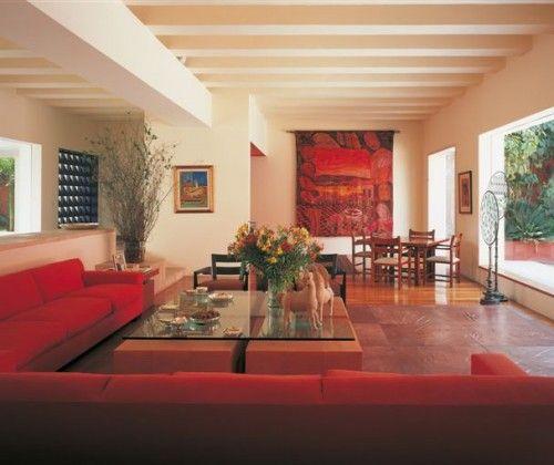 Casa de los 15 patios ricardo legorreta arquitectura - Arquitectura de casas ...