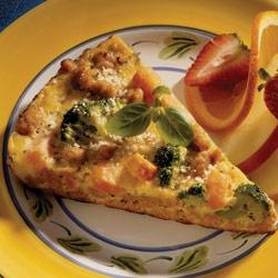 Italian Sausage Frittata Allrecipes.com I left out the sausage for a ...