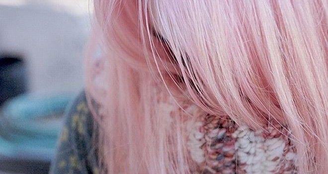 Quiero mi pelito de este color...