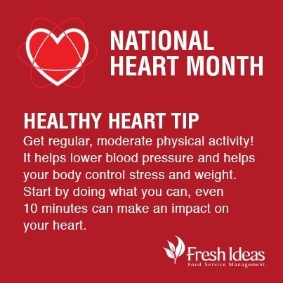 heart healthy tips for valentine's day