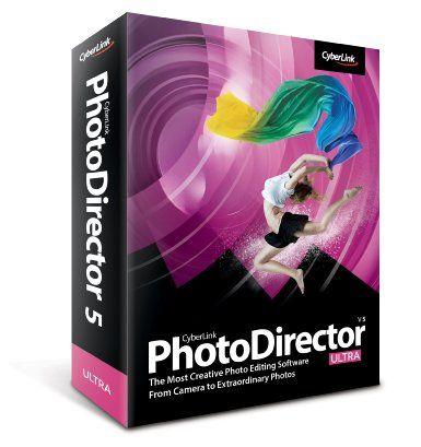Amazon.com: Cyberlink PhotoDirector 5 Ultra: Software