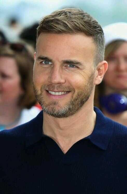 Gary Barlow....always comes across as being a really nice guy...very ...