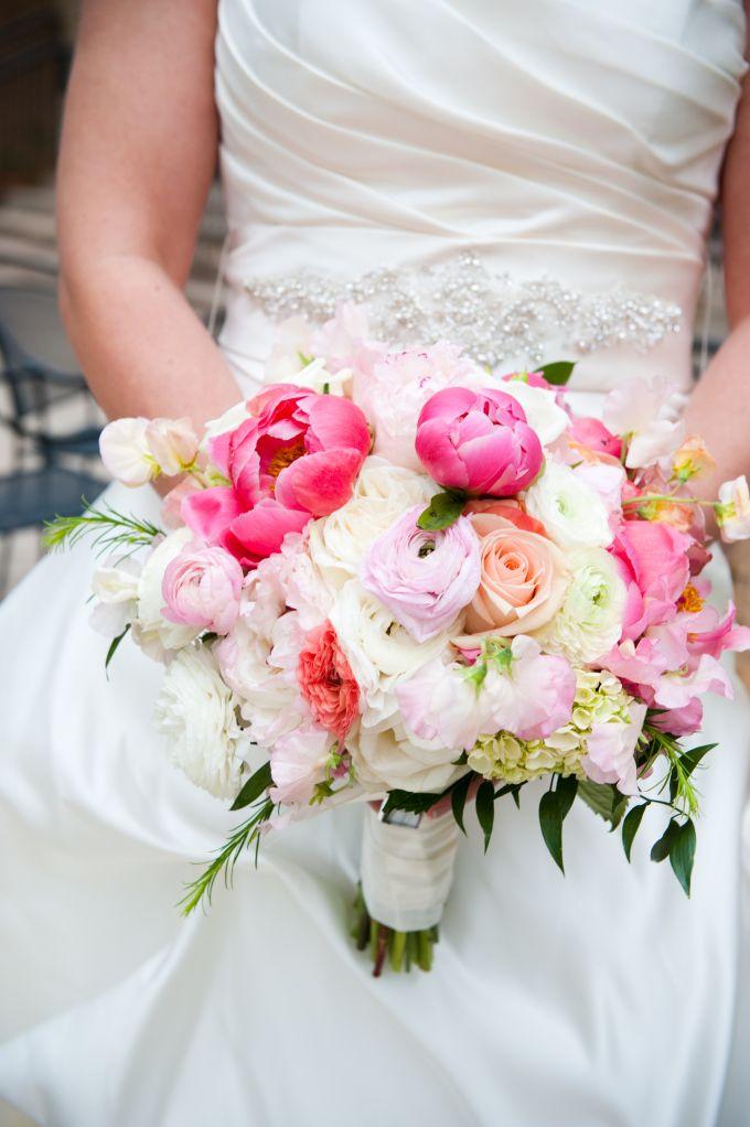 And Blush Bridal Bouquet Photo Credit Savon Cash Carry Flowers