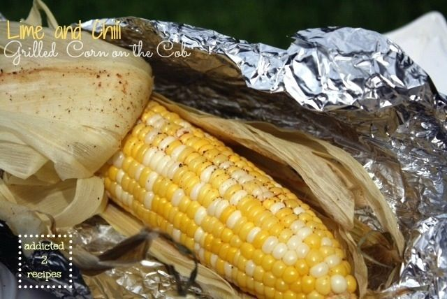 Chili Lime Corn on the Cob | Some Like it Hot! | Pinterest