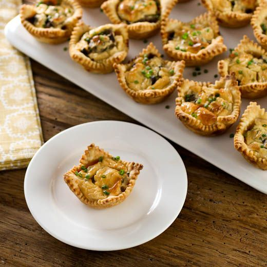 Cheesy Roast Beef Pie Bites | Baking and Cooking Blog - Evil ...