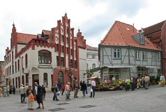 Wismar Germany  city photo : Wismar, Germany | World Heritage | Pinterest