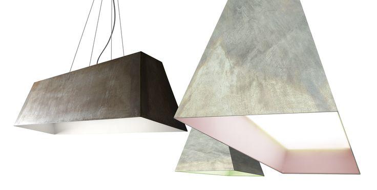 lampadari da esterno : Resort - Lampade da esterno in metallo e plexiglass - Outdoor ...