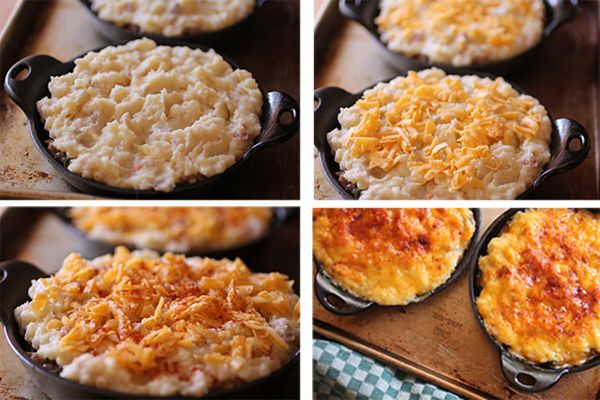 Quidditch Player's Pie via Debra of Smith Bites. Made this and threw ...