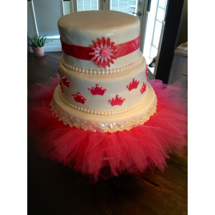 baby girl shower cake with pink tutu cakes cakes cakes pinterest