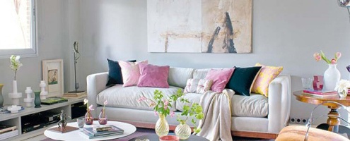 Couleurs pastels  Home Sweet Home  Pinterest