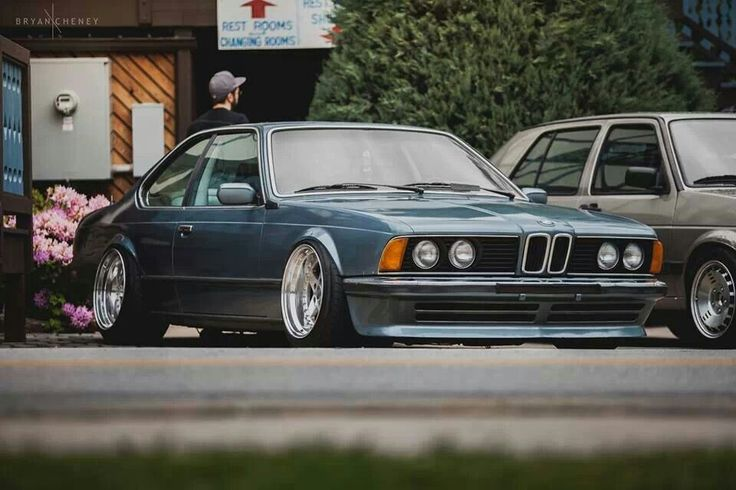 bmw e24 6 series slammed bmw 6er pinterest. Black Bedroom Furniture Sets. Home Design Ideas