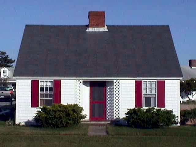 Cape Cod Cottage Bungalows And Cottages Pinterest