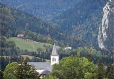 03 - Macizo de la Chartreuse, en los Alpes,