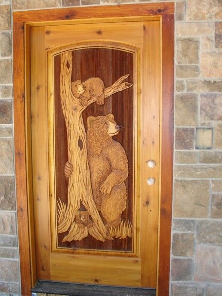 wood carving doors coloring pages - photo#33