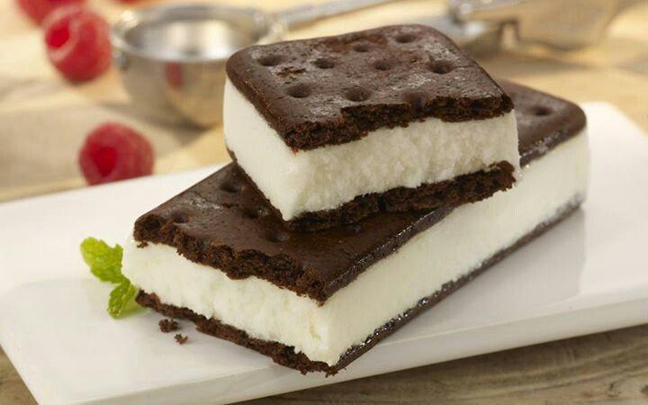 Ice cream sandwich | Delights | Pinterest