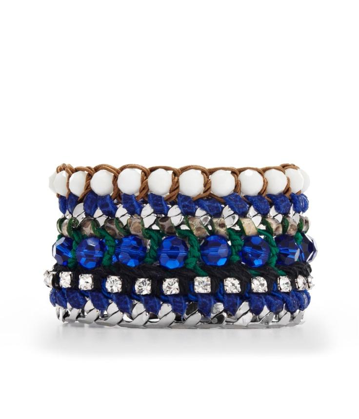 Deluxe Girlfriend Beaded Wrap Bracelet | Jewelry | Henri Bendel