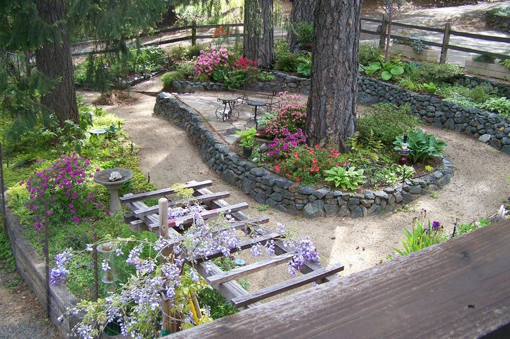 Beautiful backyards | For the Home | Pinterest