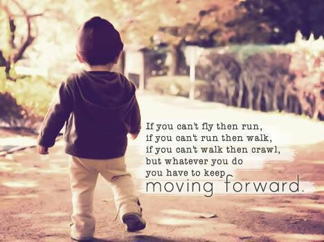 Moving Forward ♥