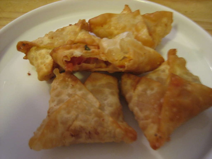 Homemade Pizza Rolls - YUM!! | Recipes to try | Pinterest