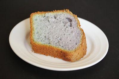Ube (Purple Yam) Chiffon Cake | Kirbie's Cravings | A San Diego food ...