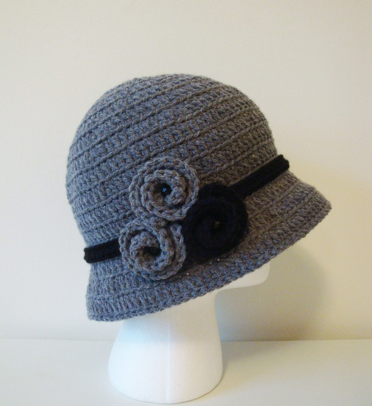 Crochet Hat Patterns Step By Step : Symbol Crochet PATTERN & Colorful step by step images ...