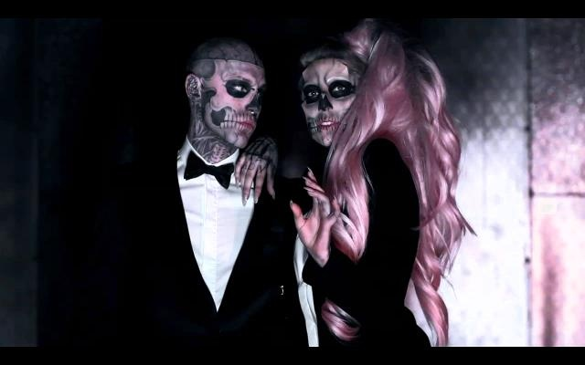 Zombie Boy   Lady GagaZombie Boy Lady Gaga