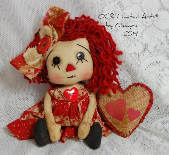 valentine's day dolls