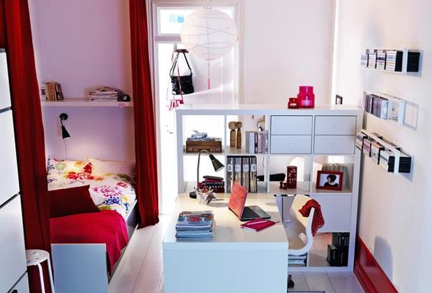 Smart Dorm Room Ideas for Girls1  Daughter  Pinterest ~ 044315_Smart Dorm Room Ideas