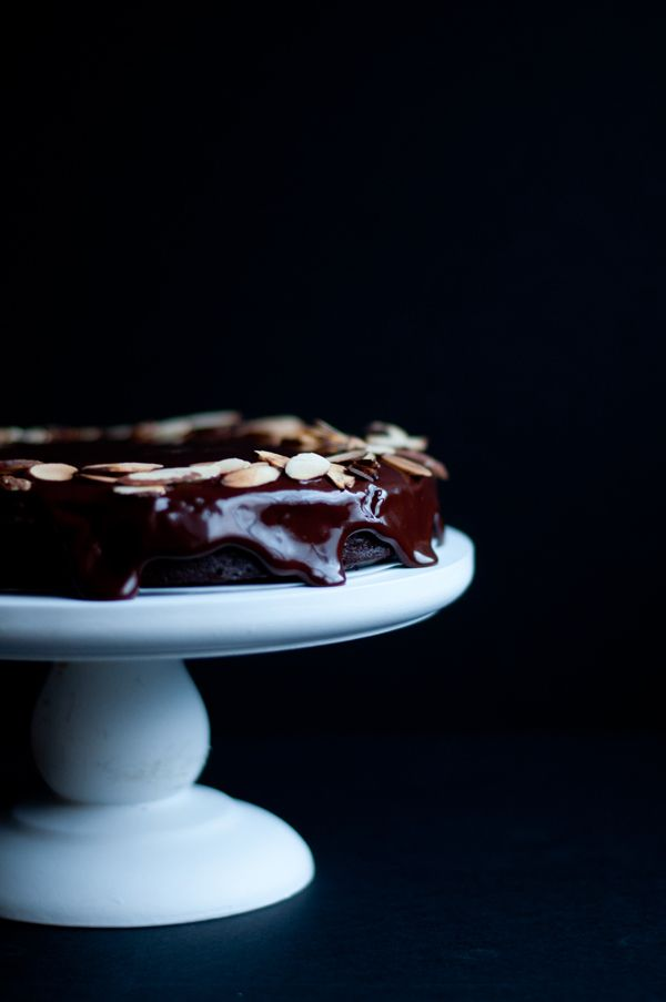 ... double chocolate orange torte recipes dishmaps double chocolate orange