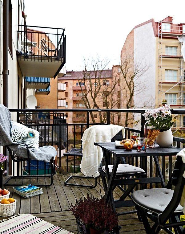 Inner City urban garden