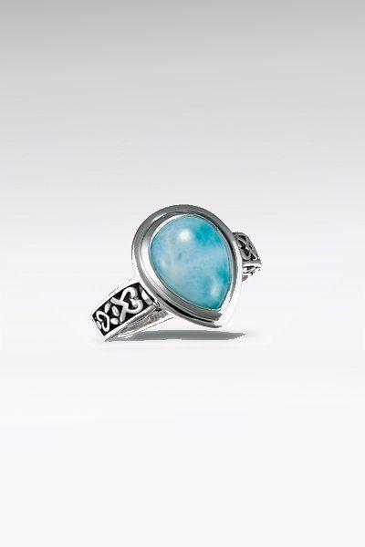 Larimarket - MarahLago Inara Petite Collection Larimar Ring, $147.00 (http://www.larimarket.com/marahlago-inara-petite-collection-larimar-ring/)