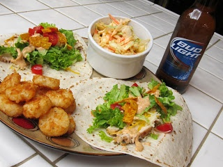 Jenn's Food Journey: Beer-Marinated Chicken Tacos