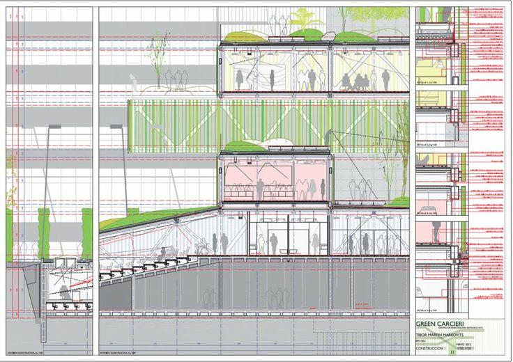 Green Carceri (Highline 4.0) / TARQUITECTOS Green Carceri (Highline 4.0) (22) – ArchDaily