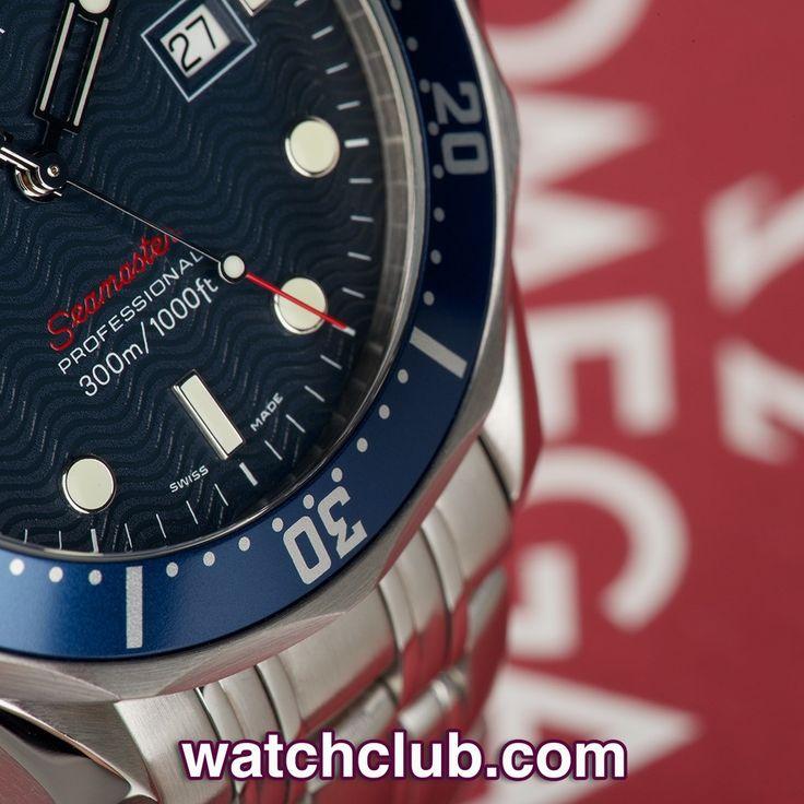 pin clock watch omega - photo #31