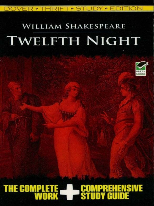 the love deceit and final understanding in twelfth night a play by william shakespeare If music be the food of love, play on, give me excess of it that surfeiting, the appetite may sicken, and so die ― william shakespeare, twelfth night.