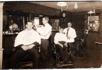 Barber Lounge : Barber lounge.. Classic Barbershop pics Pinterest