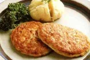Shrimp & Crab Tofu Patties | Pescetarian Eats | Pinterest