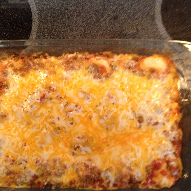 to 1lb of ground meat1 pack taco seasoning1 and 1/2 cups of salsa1 cup ...