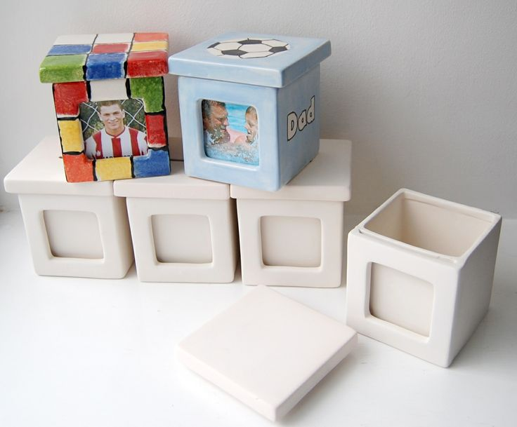 father's day box frame ideas