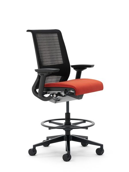 Steelcase think ai eq furniture office chair pinterest