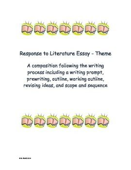 essay in literature