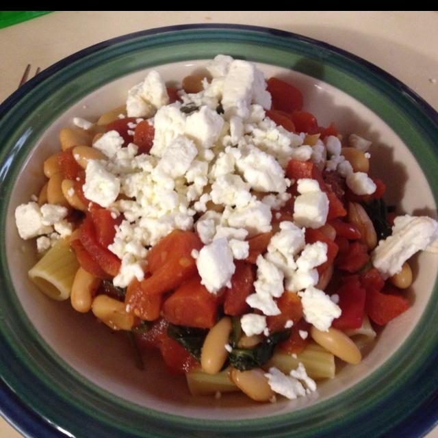 recipe smashed pinto beans aka refried beans sicilian style pasta ...