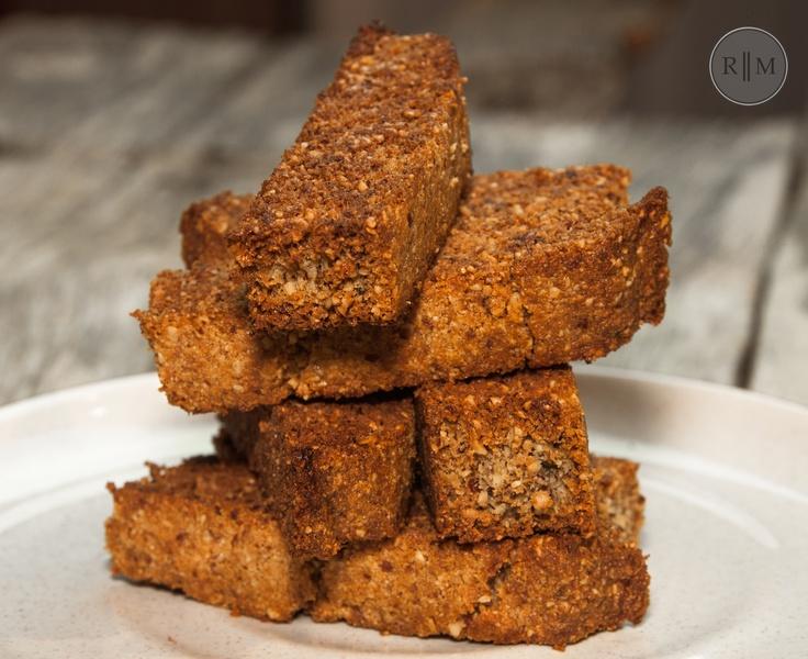 Orange Scented Almond Biscotti (Sugar/Dairy/Grain-Free) - I will use ...