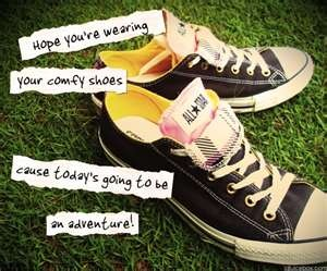 Quotes About Converse Shoes