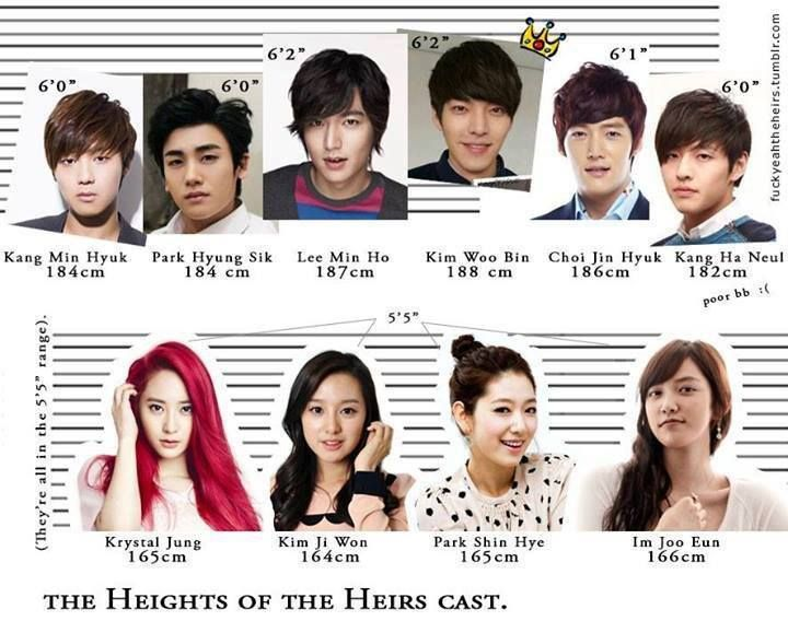 Heights of the Heirs Cast   KOREAN DRAMA / KPOP   Pinterest