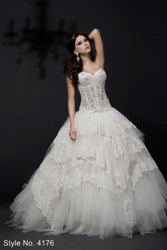 Pnina tornai awesome wedding dress