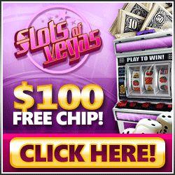 slots of vegas 100 free