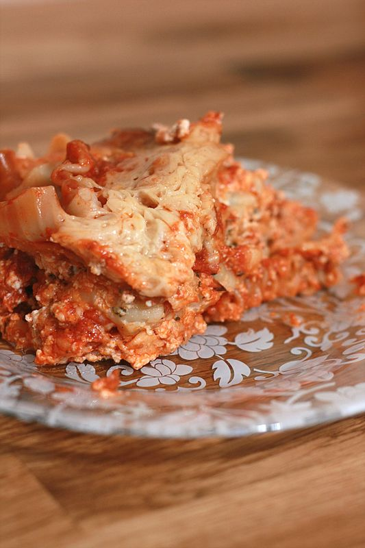 Slow Cooker Lasagna - I know I say this every time, but this is the ...