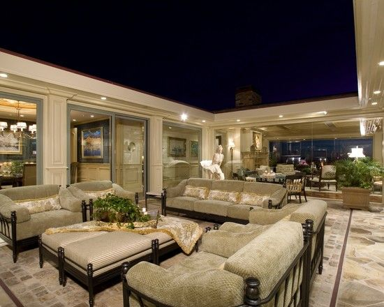 Beautiful Enclosed Courtyard The Vasquez Estate Pinterest